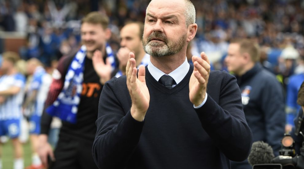 Steve Clarke set to start work as Scotland boss