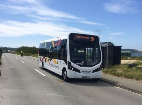 Bus timetable shake-up