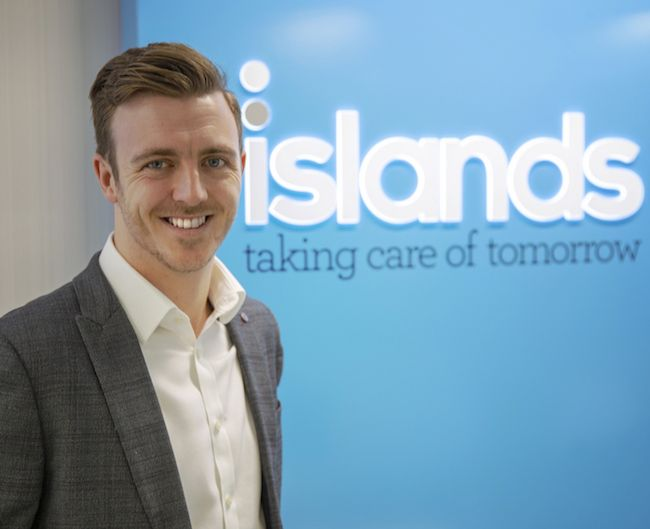 Islands appoints new Marketing Manager
