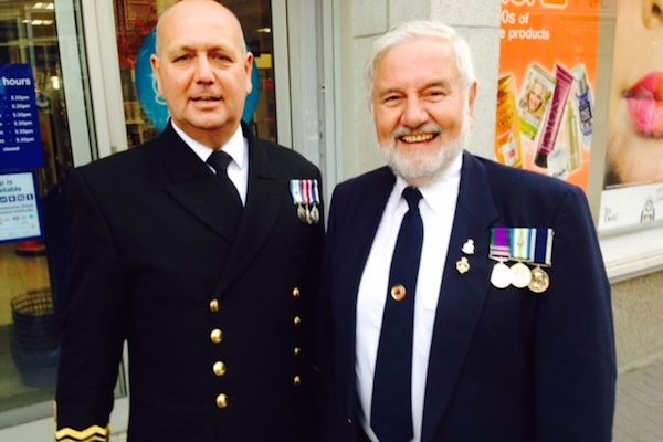 Appeal for veterans, family of Falklands to come forward