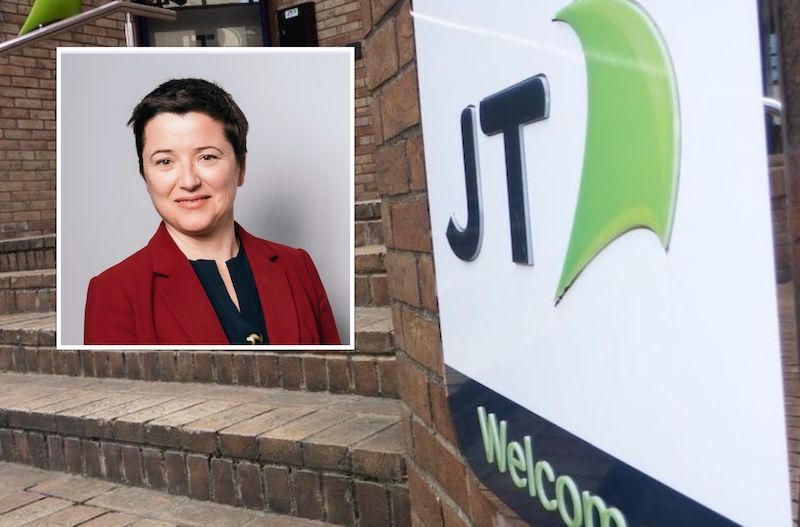 New Chief Financial Officer for JT