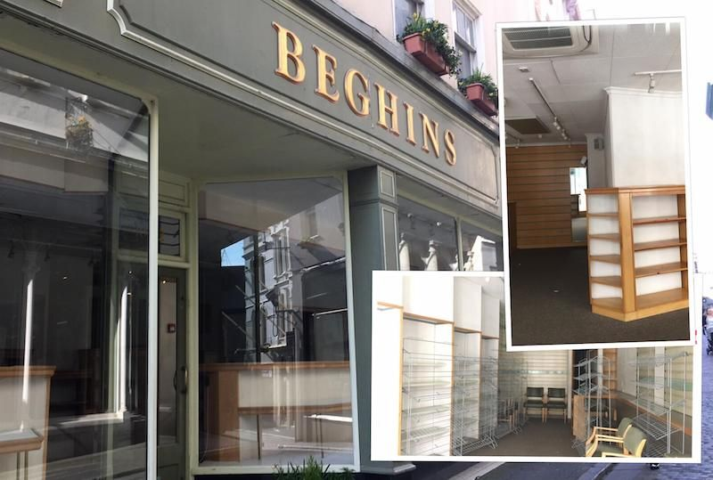 Beghins suddenly closes leaving 'loyal employees' in the lurch