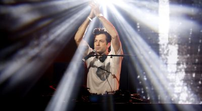 Mark Ronson: I would love to join Miley on stage at Glastonbury