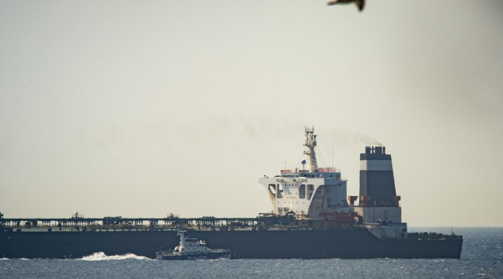 Captain of Iranian supertanker arrested by Gibraltar Police