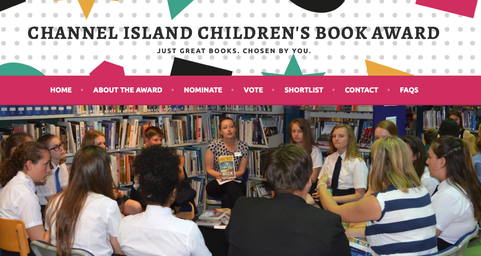Children's best books in the Channel Islands