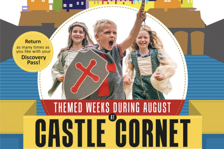 Themed Weeks at Castle Cornet