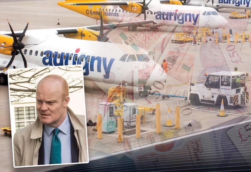 Aurigny losses could reach £10million next year