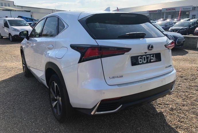 Lexus - NX Takumi with Sunroof | Bailiwick Express