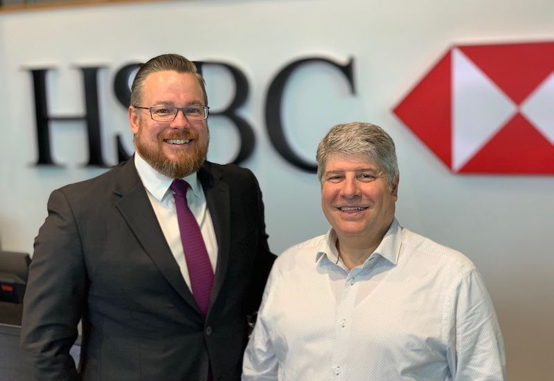 HSBC makes senior appointments