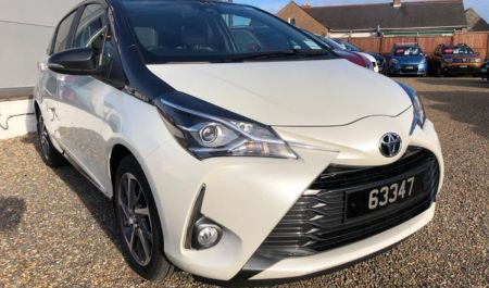 Toyota Yaris Y20 5dr 1.5 Manual