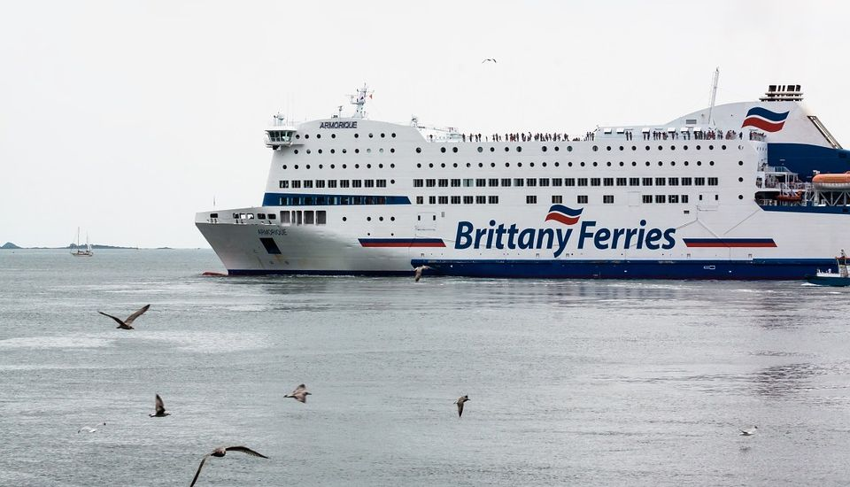 Brittany Ferries pushes for Condor purchase