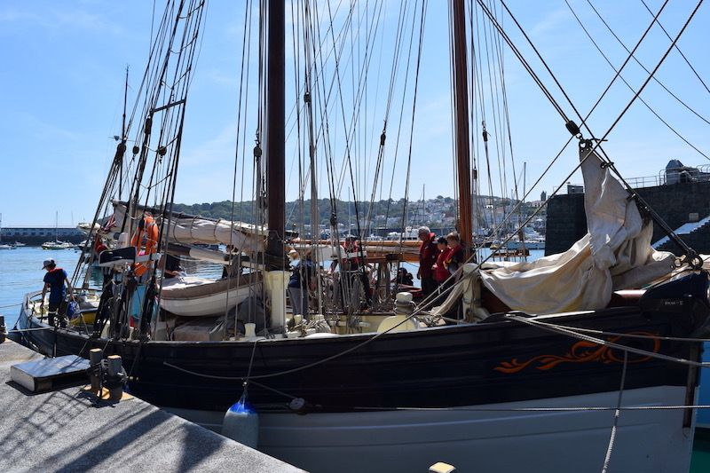 Pilot Cutters returns after a year-long break