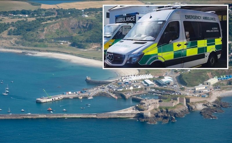 Alderney's Ambulance Service to be funded by property taxes