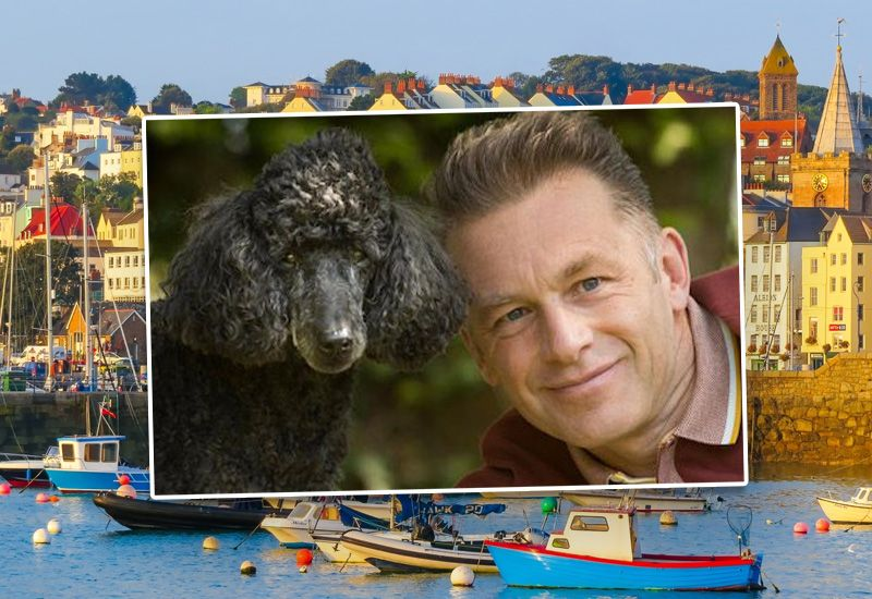 Chris Packham to visit Guernsey