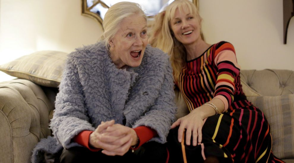 Vanessa Redgrave and daughter Joely Richardson team up for new film