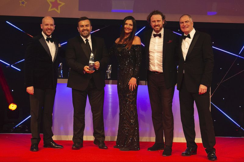 Livingroom wins national awards