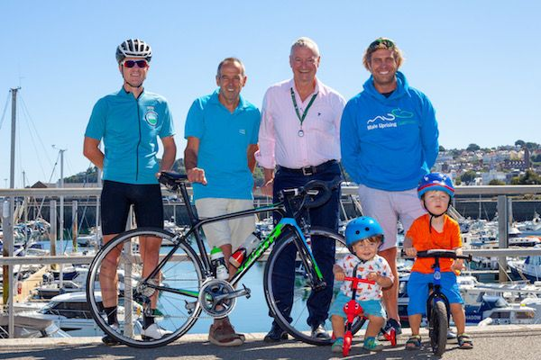 Get on your bike for local Male Cancer Charity