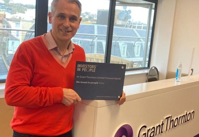 Grant Thornton awarded Investors in People accreditation