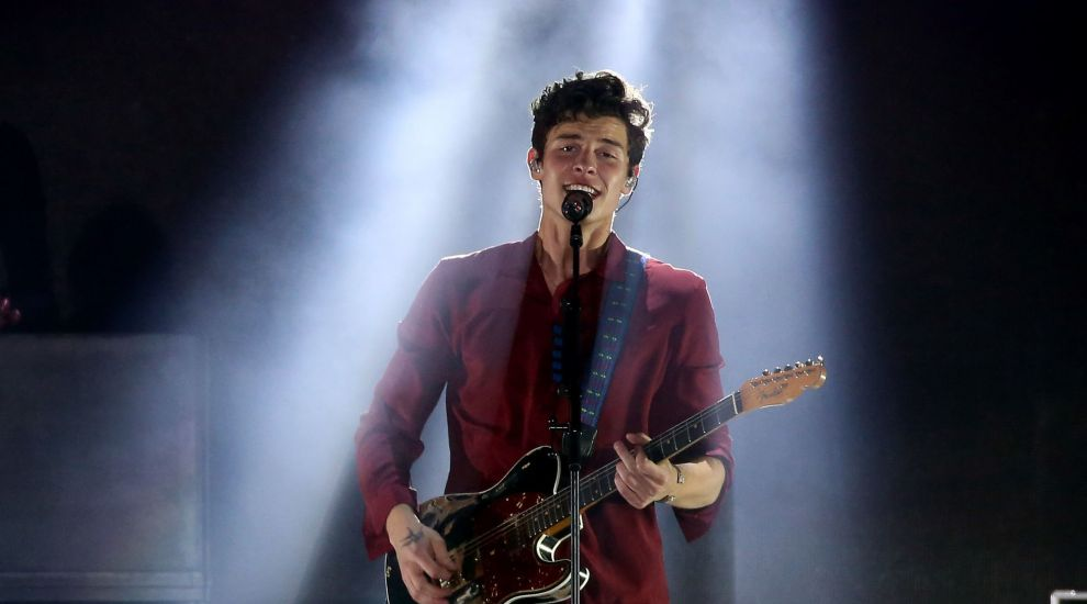 Shawn Mendes 'thankful' as Camila Cabello collab hits number one