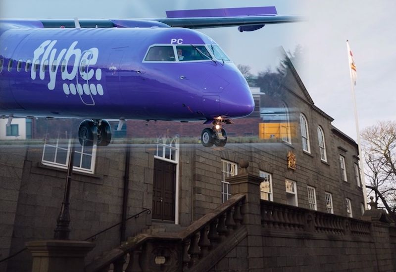 Urgent question in States as Flybe crisis escalates