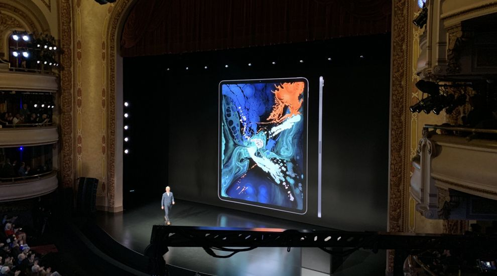 Apple unveils new iPad Pro with Face ID and all-screen front