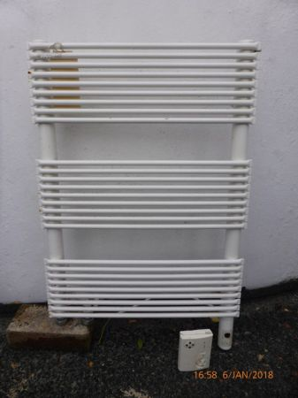 Acova towel rail