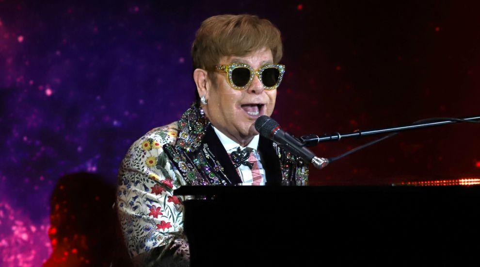 Sir Elton recalls &lsquo