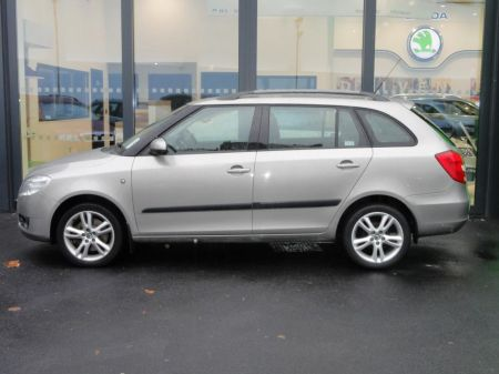 Skoda Fabia 3 Estate 1.9 TDI