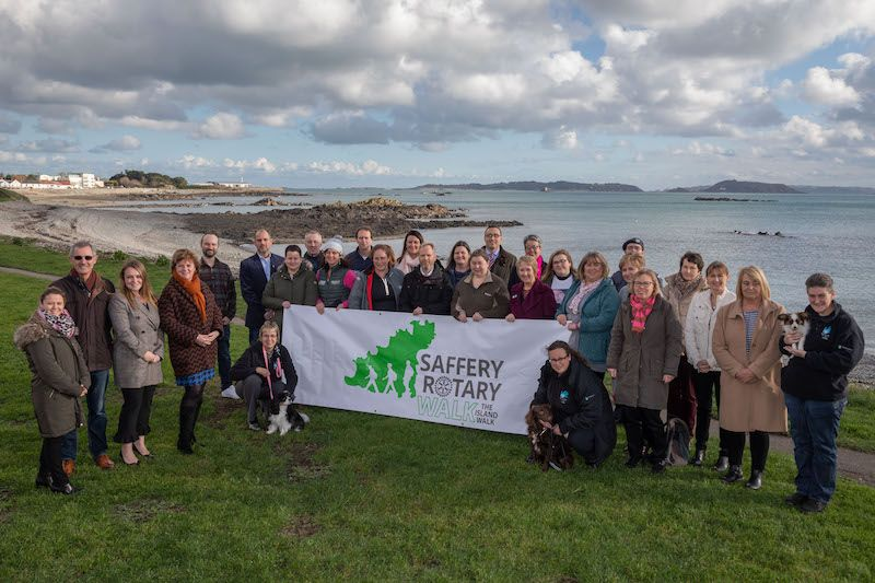 23 charities to benefit from Saffery Rotary Walk 2019
