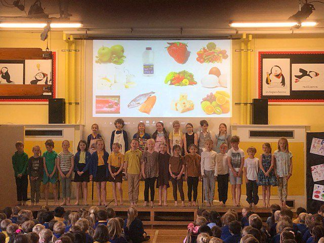 St Martins given Healthy Schools status