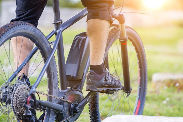 New push for electric bikes in Sark