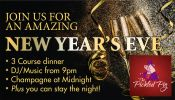 New Year's Eve at The Pickled Pig