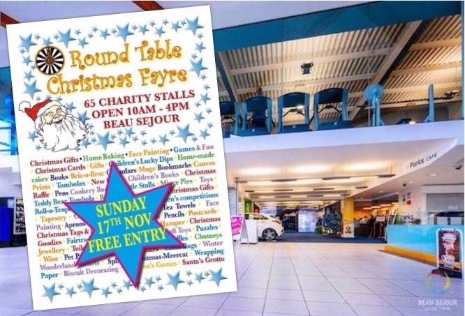 Largest ever charities fayre