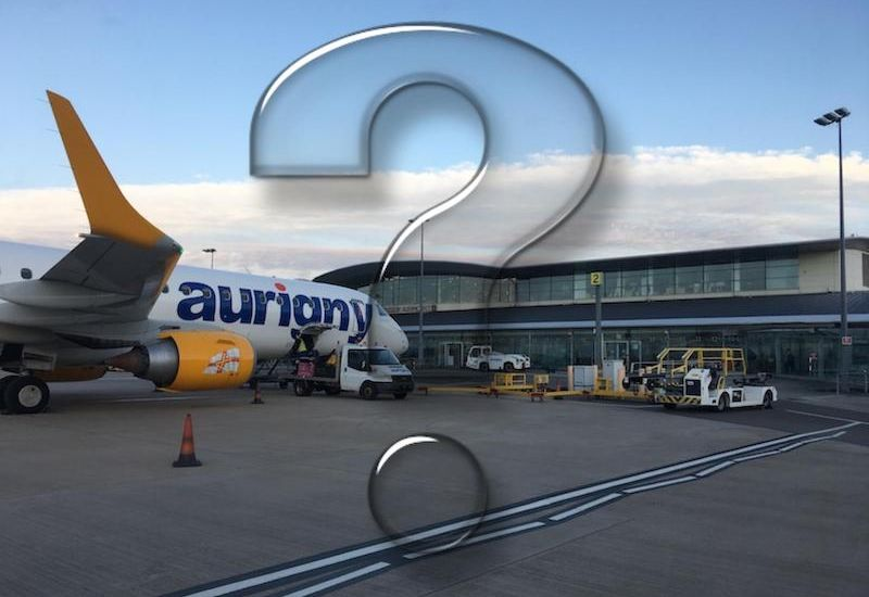Aurigny refuses to defend its Southampton and Jersey routes
