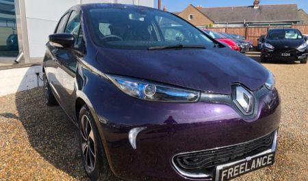 Renault Zoe I Dynamique Nav R110 40KWH