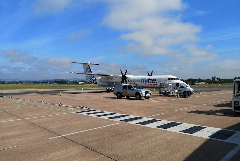 Flybe plans to fly this summer after buy-out