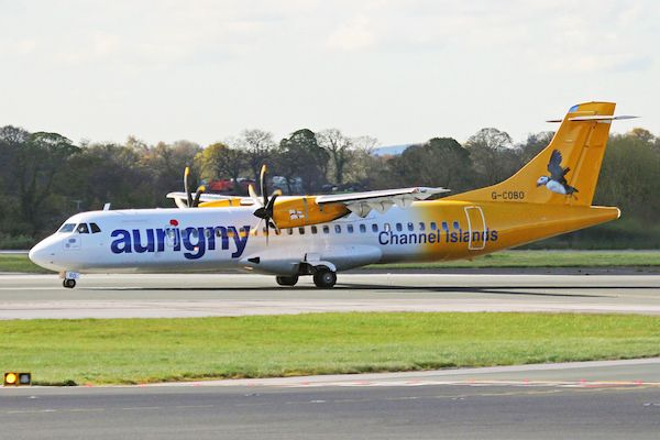 Aurigny is number one short haul airline - Which?