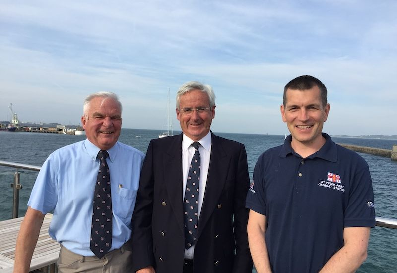 New Lifeboat Manager for RNLI