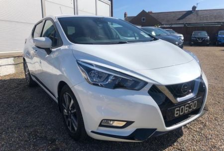 Nissan - Micra 5Dr 0.9 Ig-t 90ps N-connecta