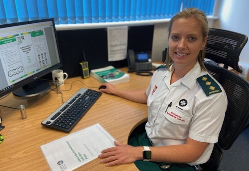 St John appoints Clinical Governance Lead