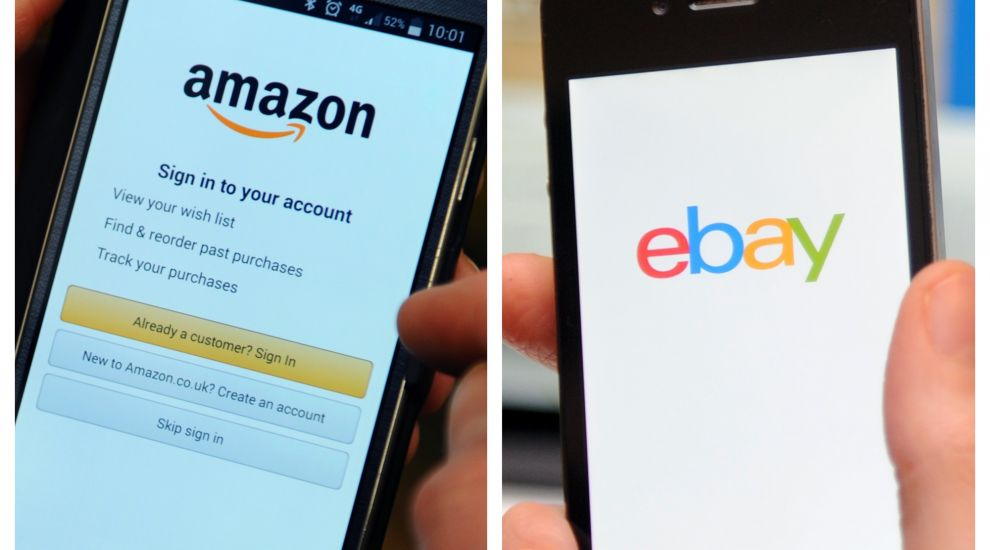 Amazon and eBay accused of failing to stop listings of unsafe toys