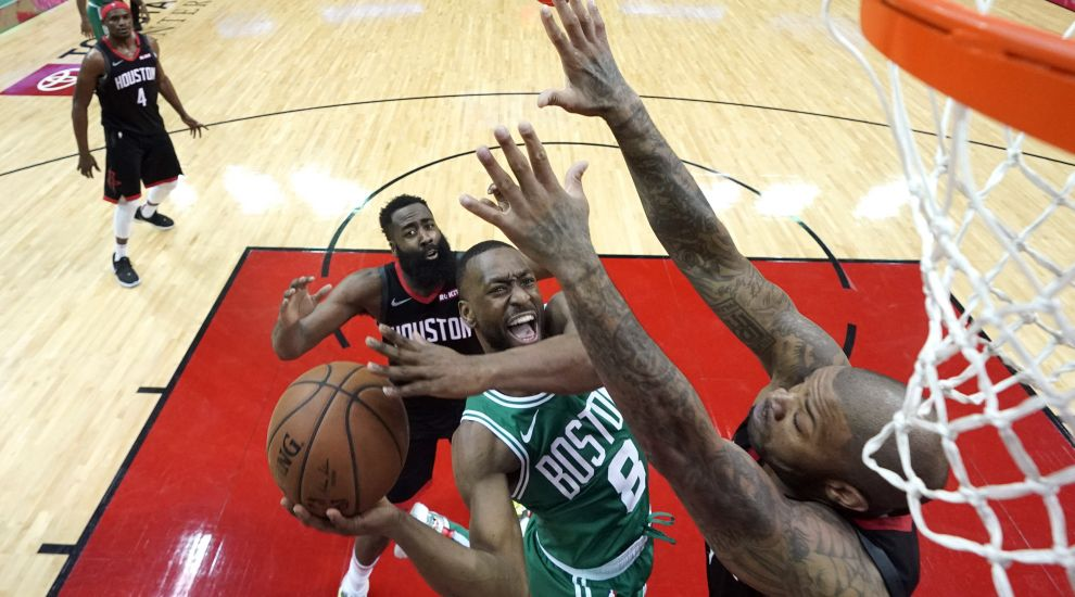 Celtics grind past Clippers in double overtime