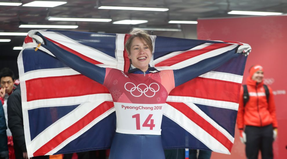 3fb3bc7097c Yarnold gold headlines  Super Saturday  as Britain win three medals ...