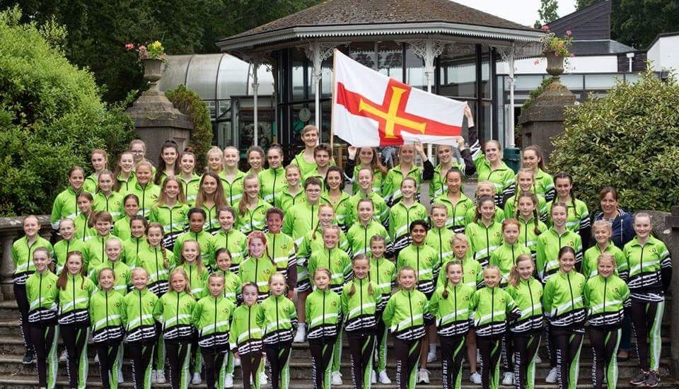 Team Guernsey begin their Dance World Cup campaign in Spain