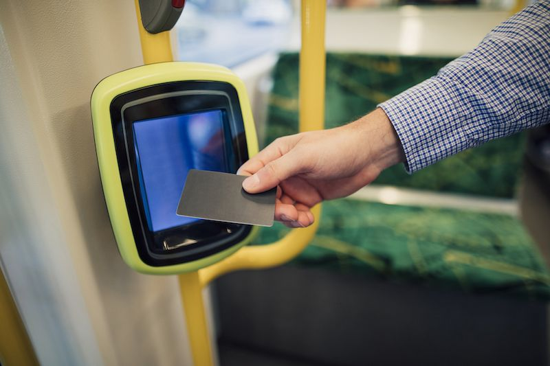 Guernsey buses go contactless!