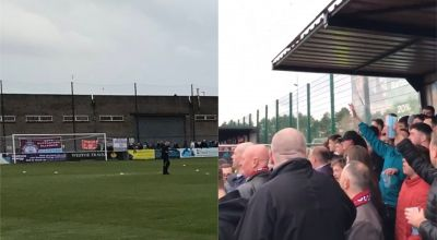 South Shields FC break attendance record as displaced fans descend on stadium