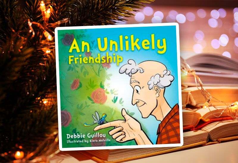 A pan-island children's book released for Christmas