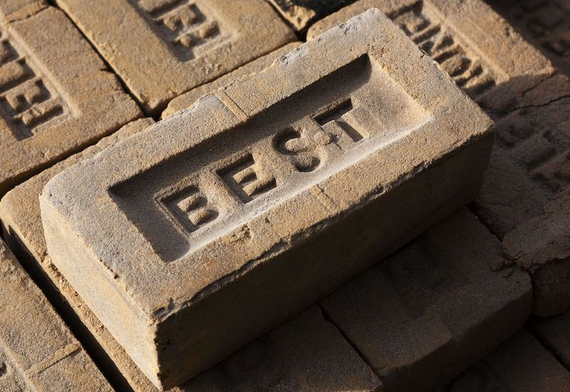 Bricks from a historic kiln available for donation