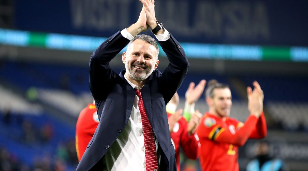 Giggs relishes 'one of greatest nights of his life' as Wales reach Euro 2020